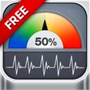 Stress Check by Azumio - Lite mobile app icon