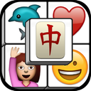 Mahjong Jewels - Deluxe Emoji Memory Game for Training your Brain! mobile app icon